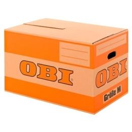 Umzugskartons Obi